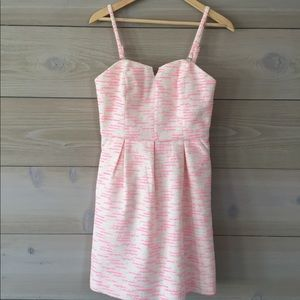 thick canvas dress from anthropologie